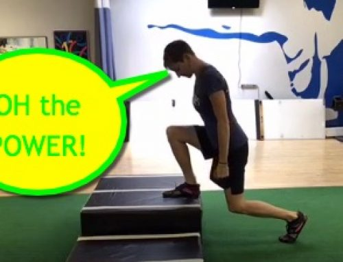 The Why Behind The What: Power development for masters athletes