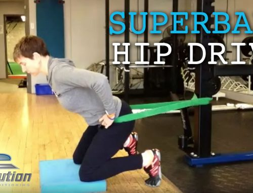 Goalie Superband Hip Drive